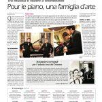 Articolo Dentro Magazine del 7 febbraio 2014