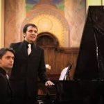 I pianisti Adolfo Capitelli e Andrea Calvani
