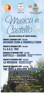 <!--:it-->Concerto - Pianoforte a 4 mani<!--:--> @ Auditorium Castello del Carretto   Liguria   Italia