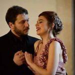 Il soprano Michela Varvaro ed il tenore Fabio Serani